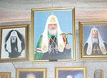 портреты Патриарха