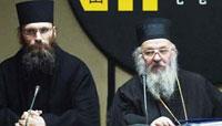 архимандрит Симеон (Виловский) и владыка Артемий