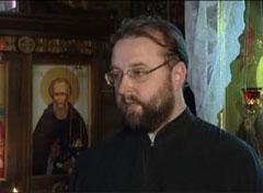 Диакон Михаил Ильин