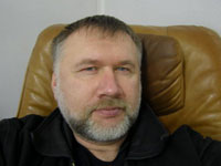 Анатолий Артюх, сотрудник миссионерского отдела Гатчинского благочиния
