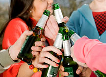 алкоголизм детский