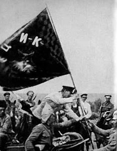 Итак, первым отрядом, где наняли китайских мигрантов на военную службу стал интернациональный отряд при 1-м корпусе – это личная ленинская гвардия.