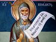 Написавший Устав, ставший настоящей заповедью западного монашества