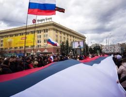 Митингующие на Украине потребовали создать Юго-восточную автономию