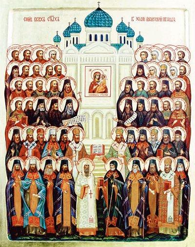 Избранник Божий удостоился славной кончины на праздник Воздвижения Креста Господня