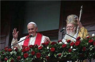 Складывается впечатление, что нас ничто не разделяет с папистами, и что нет никакой помехи для полного общения и единства между нами.