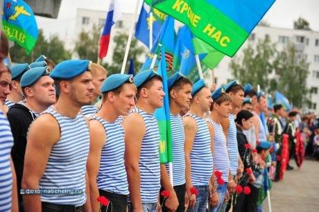 Десантники Татарстана - карателям Донбасса