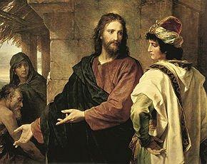 Евангелие для детей. Богатый юноша