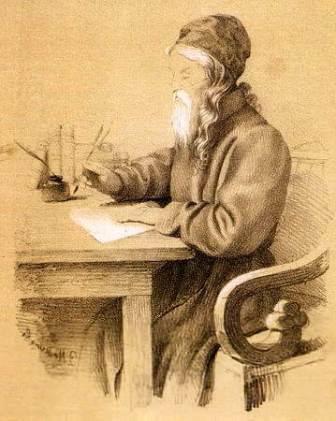 Основатель Алтайской Духовной Миссии преподобный Макарий