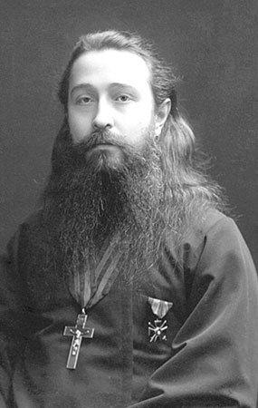 Преподобноисповедник Сергий (в миру Митрофан Васильевич Сребрянский)