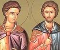 Святые мученики Амфиан и Едесей