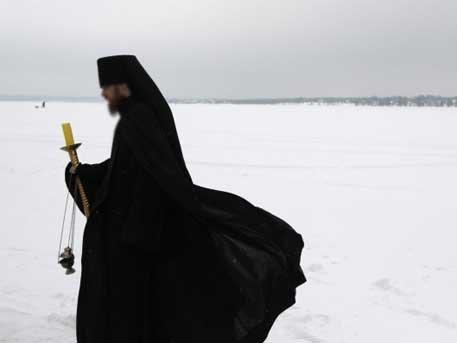 монах православный, послушание Богу