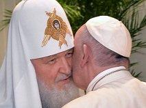Лукавые оправдания ОВЦС встречи папы и Патриарха