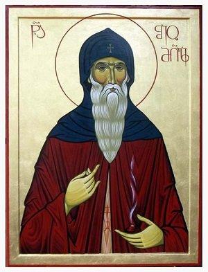 Житие преподобного Шио (Симеона) Мгвимского