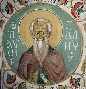 Преподобный Паисий Галичский