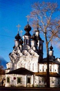 Церковь Вознесения. Построена в 1648 г.