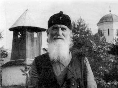 прп. Иустин Челийскй (Попович)