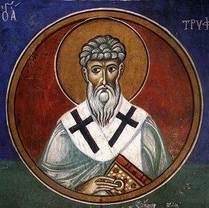 Житие святителя Трифиллия, епископа Левкусии Кипрской