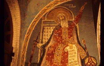 святой Царь Лазарь Сербский