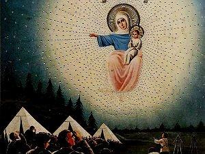Заступница и Предстательница Тихвинская Богородица