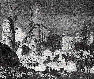 Взятие Ташкента генералом Черняевым