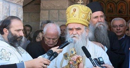 Митрополит Черногорско-Приморский Амфилохий вновь высказал свою позицию в отношении сближения НАТО и Черногории.