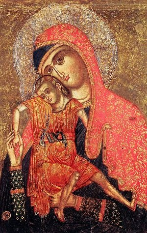 Величаем Тя, Пресвятая Дево