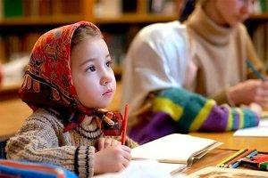 С детства приучайте детей к благочестию