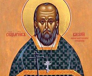 священномученик Василий Константинов-Гришин
