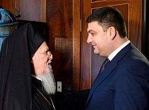 Константинополь готов создать на Украине т.н. объединенную церковь