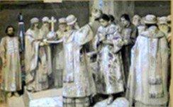 Супруги Царя Иоанна Грозного