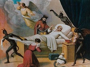 После смерти нет покаяния (Из творений св. Тихона Задонского)