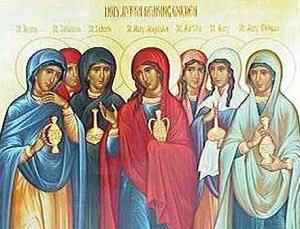 Благословен Бог, даровавший вам, женщины, добрые и мягкие, чувствительные к добру сердца!