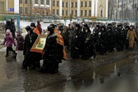 Память преподобномученицы игумении Тамары (Сатси)