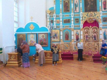 Обретение мощей святых мучениц Пузовских
