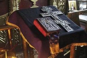 Всякий грех, тяготящий совесть, надо спешить очистить покаянием