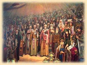 Слово праведного Алексия Мечёва на день всех святых