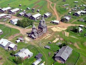Мезенский район. Окраина России. Духовность и Православие