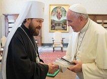 Ватикан заявил о необходимости встречи с Путиным и экуменистами РПЦ