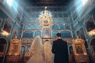 Венчание- Божье благословение на брак