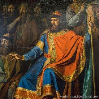 князь святой Владимир