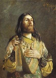Священномученик диакон Николай