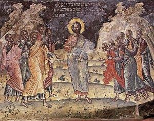 Неделя 17-я по Пятидесятнице: Господь уверяет своих учеников в том, что Он воскрес