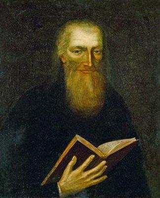 Преподобный Зосима Верховский