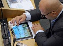 Биометрическая идентификация - теперь и для депутатов
