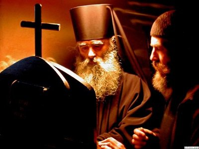 Святые отцы о монашестве