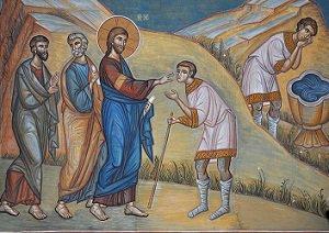 Неделя 6-я по Пасхе: О слепом