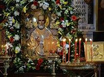 Небесный кормчий: в день памяти святителя Николая Чудотворца