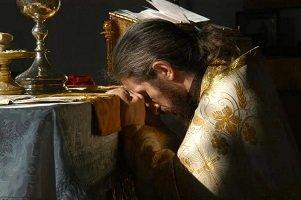 Божественный пример молитвы за врагов