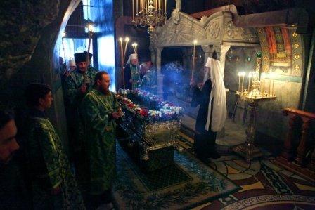 Память преп. Иова Почаевского: он увешевал православный народ и не мыслил отступления в унию